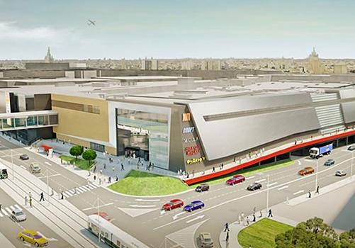 Рядом с метро расположено более 10 бизнес-центров и офисных зданий